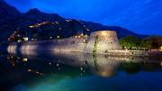 Крепостные стены города Котор Kotor