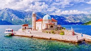 Остров Госпа од Шкрпела Kotor