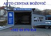 Božović AUTO Centar Bijelo Polje