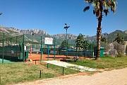 Теннисный корт в Баре Bar