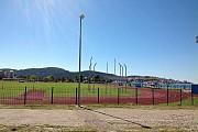 Футбольное поле в Баре Bar