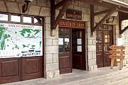 Дом культуры и Сувенирная лавка в Колашине Kolasin