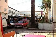 Рынок Зелена пьяца в центре старого города в Герцег Нови Herceg Novi