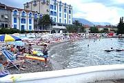 Пляж Палма / Palma Plaza hotela Tivat