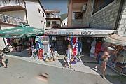 Сувениры и пляжные принадлежности в Дженовичи Kumbor