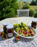 Варенье из смоквы с корицей и имбирем. Herceg Novi